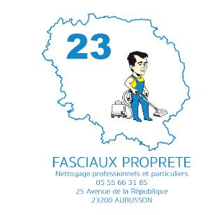 Agent d'entretien LAVEUR DE VITRE - Sas Fasciaux Proprete - Guéret ...