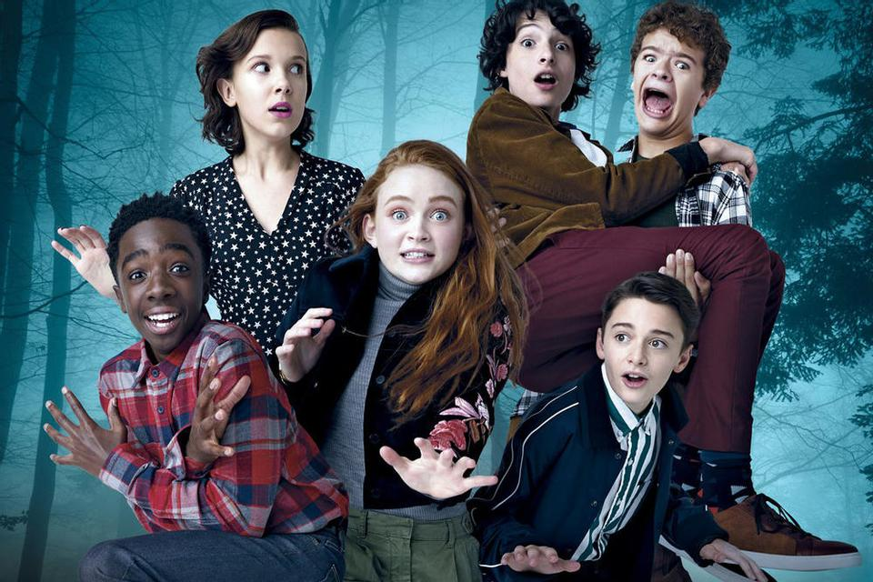 Image result for strangers things