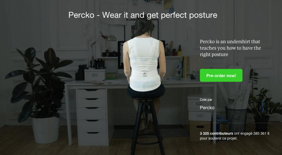 percko kickstarter