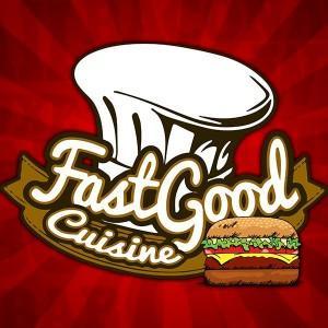 fast good cuisine logo