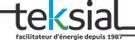 Logo de Teksial
