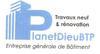 Logo de PLANETDIEUBTP
