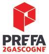 Logo de PREFA 2 GASCOGNE