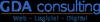 Logo de GDA CONSULTING