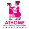 Logo de ATHOME