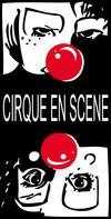 Logo de cirque en scene