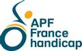Logo de APF France handicap