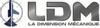 Logo de LDM - La Dimension Mécanique