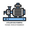Logo de L'Atelier des pompes