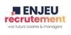 Logo de ENJEU RECRUTEMENT