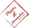 Logo de plaisirs et gourmandises