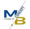 Logo de MB CONCEPT