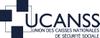 Logo de Ucanss (Union des Caisses nationales de Sécurité sociale)