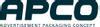 Logo de ADVERTISEMENT PACKAGING CONCEPT