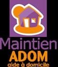 Logo de Maintien ADOM Grenoble