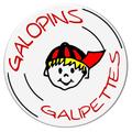 Logo de LUDOTHEQUE GALOPINS GALIPETTES