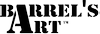 Logo de barrel's art