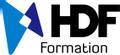 Logo de HDF FORMATION