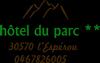 Logo de hotel du parc