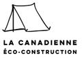 Logo de La Canadienne éco-construction
