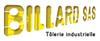 Logo de BILLARD SAS
