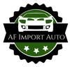 Logo de AF IMPORT AUTO