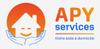 Logo de APY SERVICES
