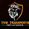 Logo de T.V.M TRANSPORTS