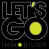 Logo de let's go immobilier