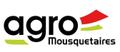 Logo de Agromousquetaires