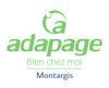Logo de ADAPAGE MONTARGIS