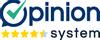 Logo de opinion system
