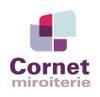 Logo de cornet miroiterie