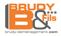 Logo de BRUDY & Fils Déménagement