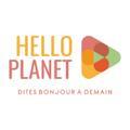 Logo de HELLO PLANET