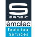 Logo de Samsic Emalec