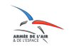 Logo de armée de l'Air et de l'Espace