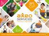 Logo de AXEO SERVICES