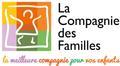 Logo de LA COMPAGNIE DES FAMILLES