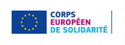 Logo de Le volontariat avec le Corps européen de solidarité