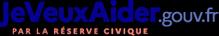 Logo de Le bénévolat par la Réserve Civique