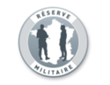 Logo de La réserve opérationnelle dans les Armées