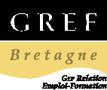 Logo de GREF Bretagne