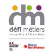 Logo de Défi métiers (Carif-Oref francilien)