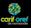 Logo de Carif-Oref de Normandie