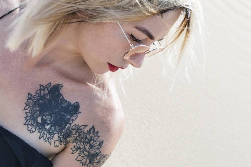 tatouage temporaire marketing