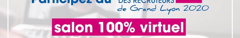 Image de lévénement Le Village des Recruteurs de Grand Lyon 2020 - 100% virtuel